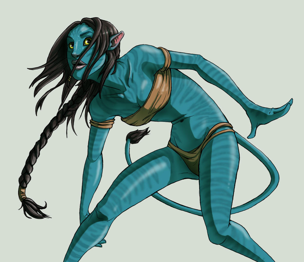 Avatar Movie Coloring Pages: Avatar Color By Virgogrl On DeviantArt