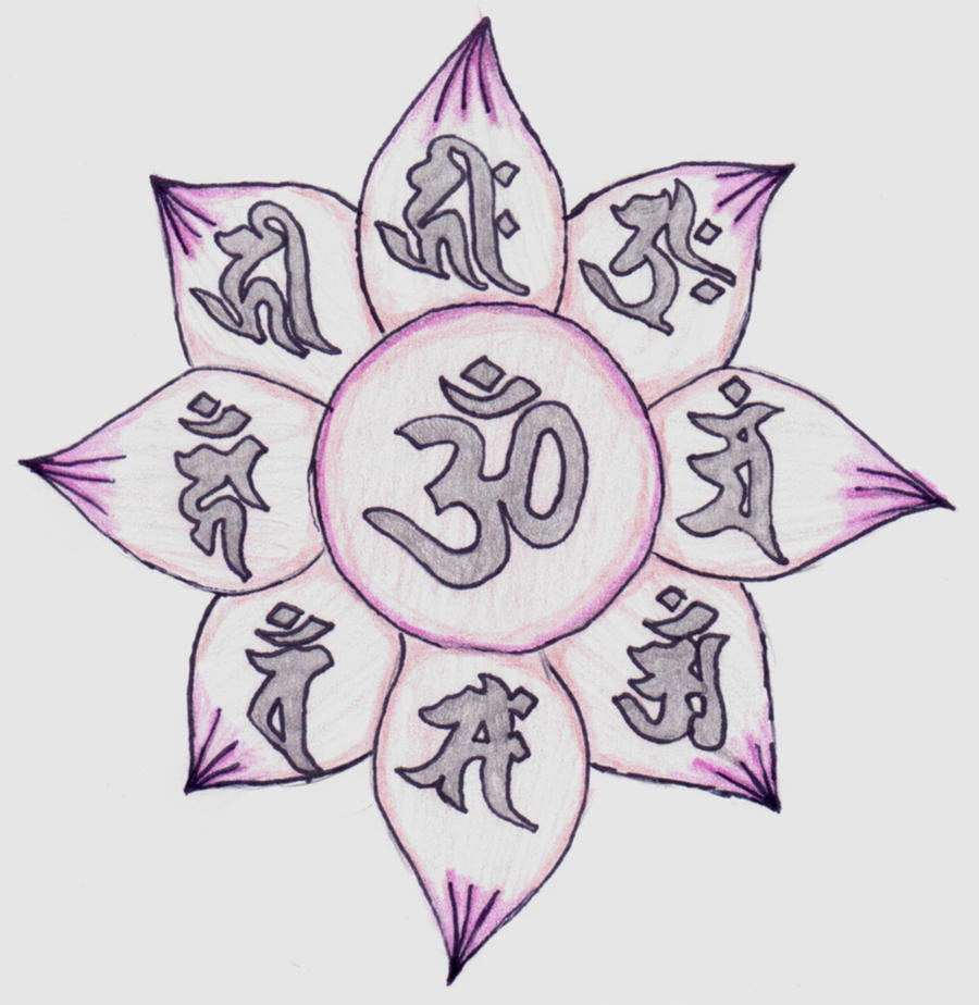 Lotus Flower Tattoo 181266252