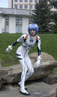 Rei Ayanami Cosplay: Humans