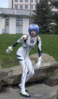 Rei Ayanami Cosplay: Humans