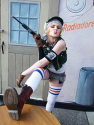 Tank Girl: Big Gun by MaryjaneDesignStudio