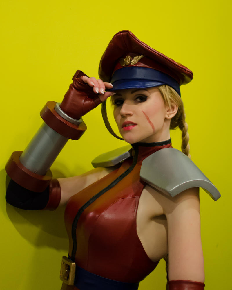 Killer Bee Cammy by MaryjaneCosplay