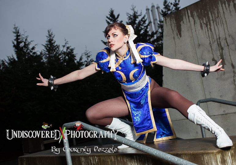 Chun Li: Ready to Rumble! by MaryjaneCosplay