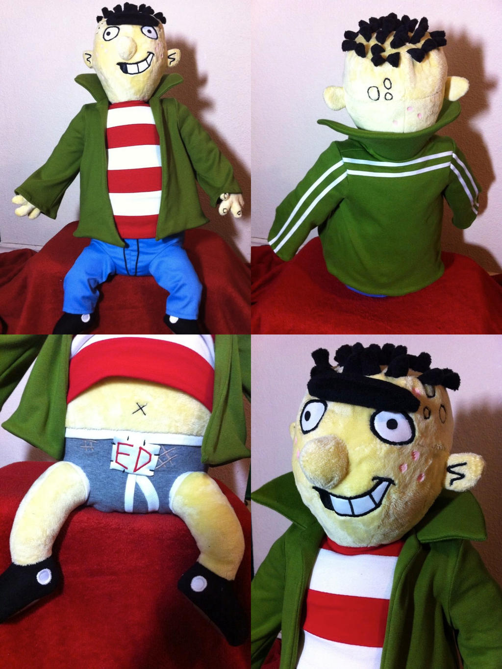 Ed Edd Eddy Plush Pictures to Pin on Pinterest - PinsDaddy