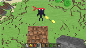 Endo-K's Chuck in MineCraft