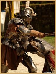 Medieval Battle by 0Karydwen0