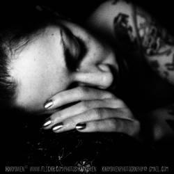 sleep alone by 0Karydwen0