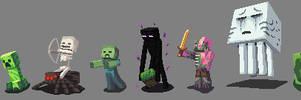Minecraft Sprites