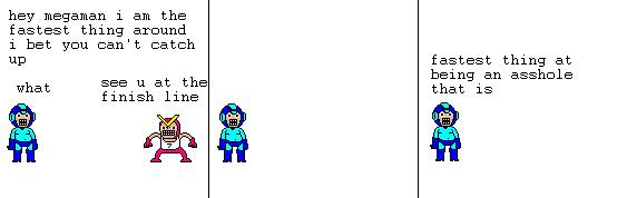 Megaman Sprite Comic 6 by splendidland