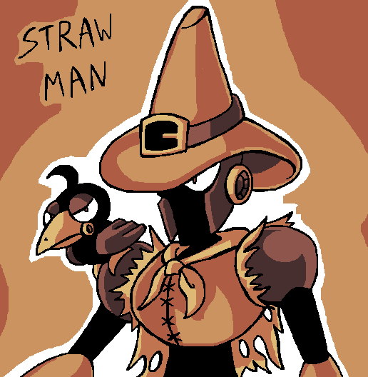 Straw Man by brotoad