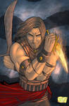 Prince of Persia colors