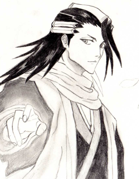 Byakuya by Ricven-Hawklight