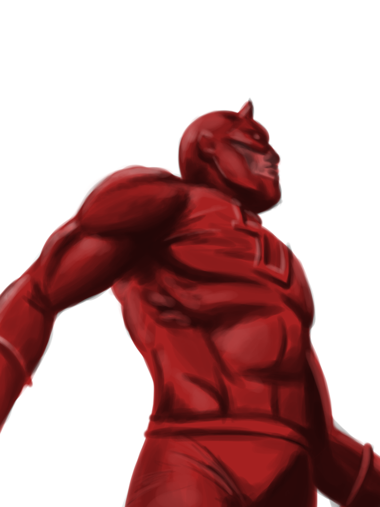 More Daredevil by Spikeprime