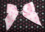 cUtE Cat hAiR-bOw pink kItsCh