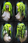 aTomiC DreAd wiG steAmPunK
