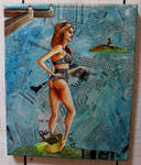Pin Up Plage