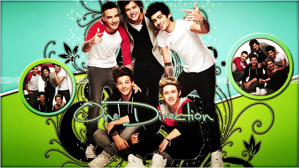 One Direction Best Song Ever Mural Boy Band Wallpaper By DamnProblem