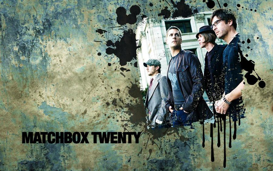 Matchbox Twenty by SliderGirl