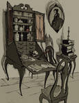 Undertaker's Cabinet