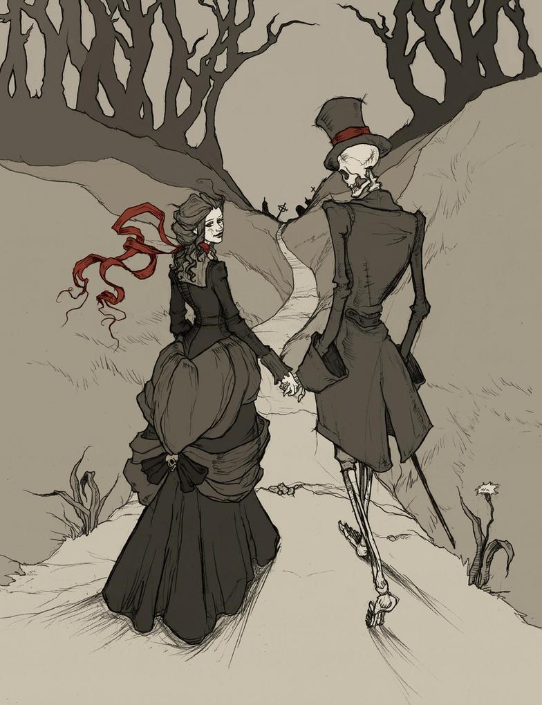 Amarantha and Archibald End by AbigailLarson