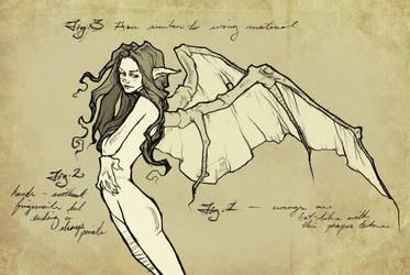 Pixie by AbigailLarson
