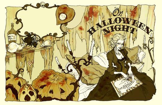 'On Halloween Night' Cover