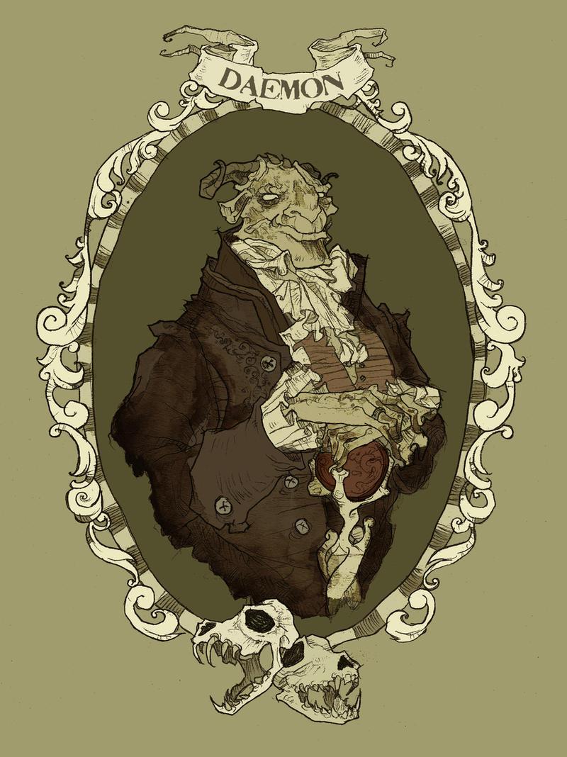 Daemon by AbigailLarson