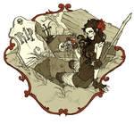 Commission: Grave Robin