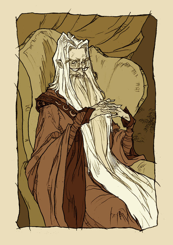 Albus by AbigailLarson