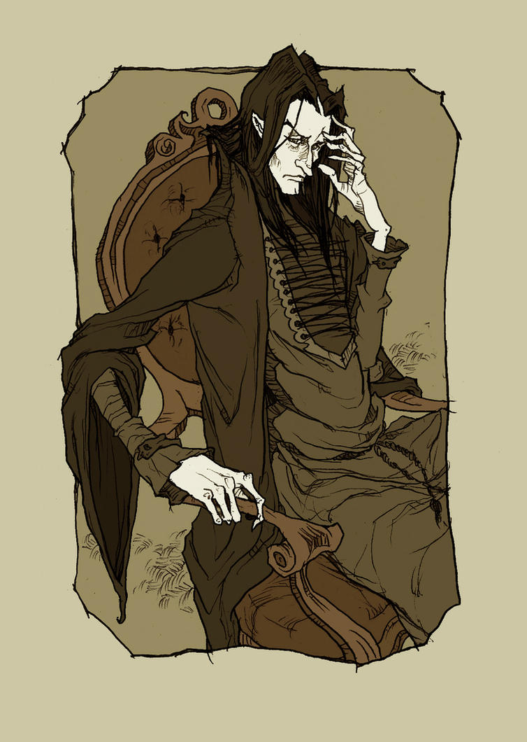 Severus by AbigailLarson