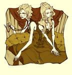 Commission - Twins