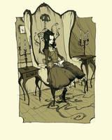 The Child of Morella by AbigailLarson