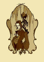 The Cask of Amontillado by AbigailLarson