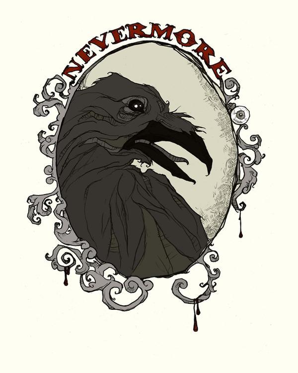 Nevermore by AbigailLarson