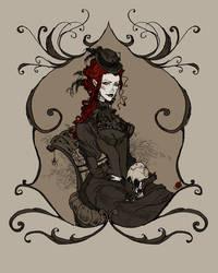 Frowe Minahild by AbigailLarson