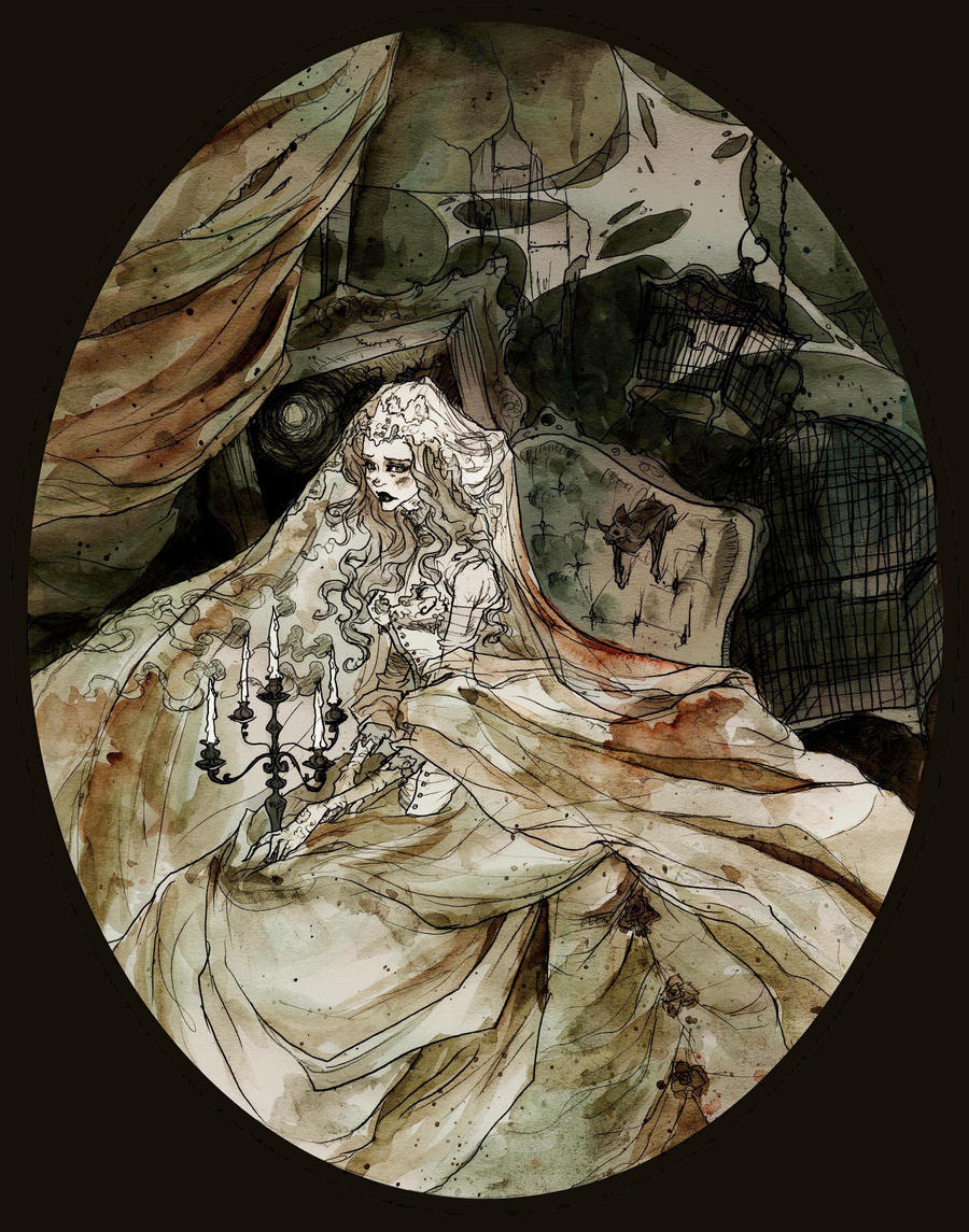 The Bride Ghost by AbigailLarson