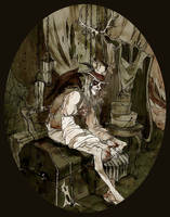 The Hatbox Ghost by AbigailLarson