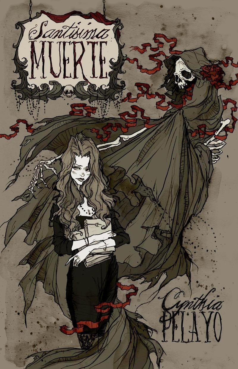 Santisima Muerte Cover by AbigailLarson