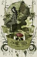 Zombie Walk Poster 2011 by AbigailLarson
