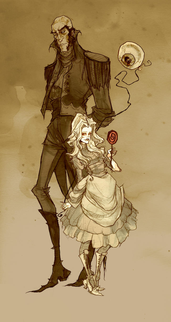 Hector and Little Lavinia by AbigailLarson
