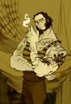 Everard the Strongman