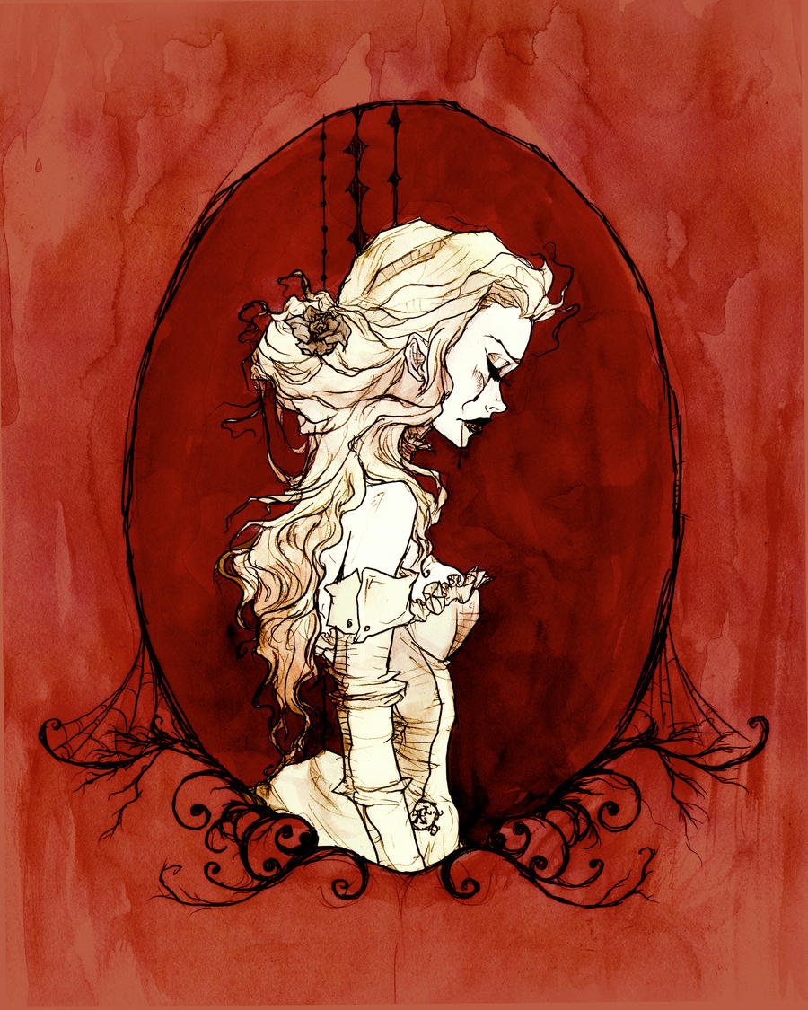Lavinia Cameo by AbigailLarson