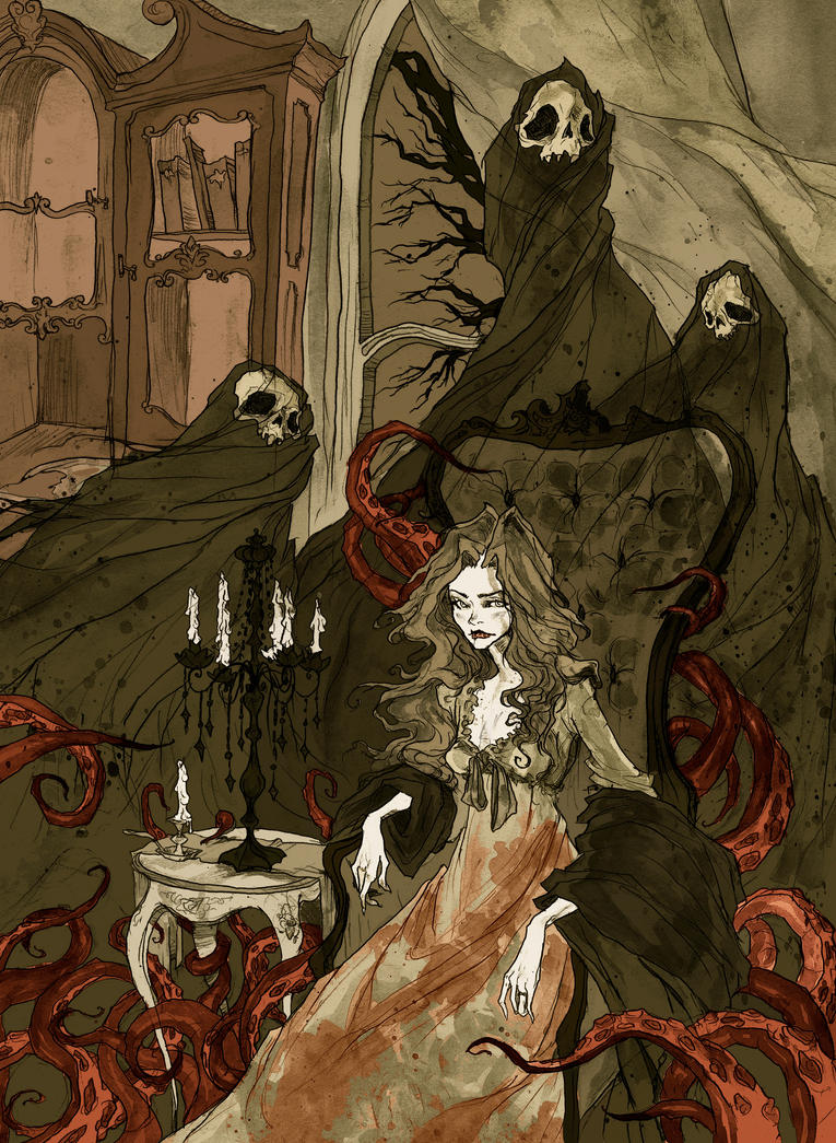 The Alchemist's Wife by AbigailLarson