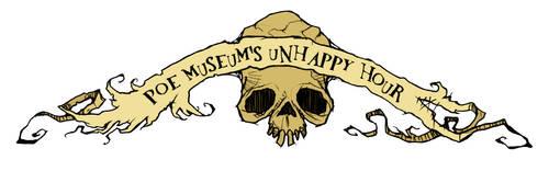 Unhappy Hour Logo by AbigailLarson