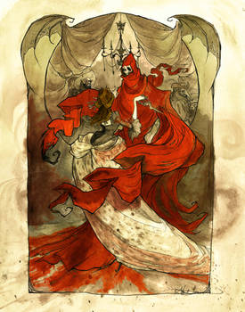 Dance with the Red Death