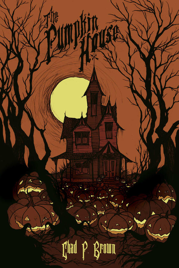 The Pumpkin House by AbigailLarson