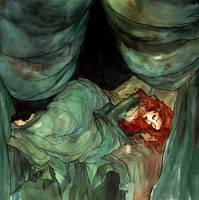 Sleeping Beauty by AbigailLarson