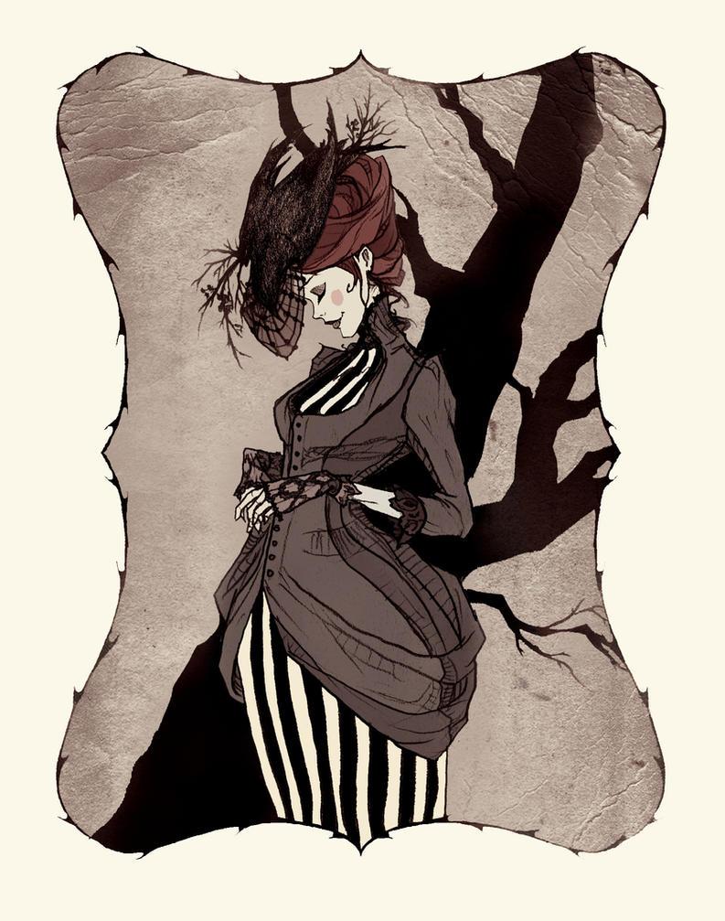 Black Silk by AbigailLarson