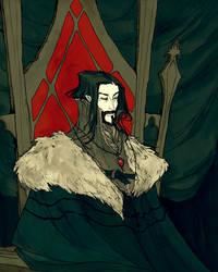 Vlad the Impaler by AbigailLarson