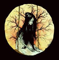 Samara and the Burning Tree by AbigailLarson